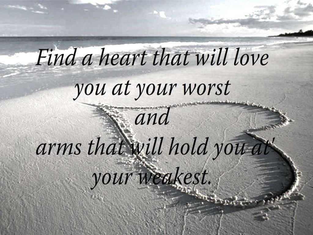 Love Me At My Worst Love Tips And Advice