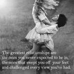 The greatest relationship expectations quotes