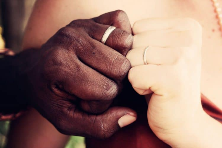 Giving everything you've got - marriage is not 5050
