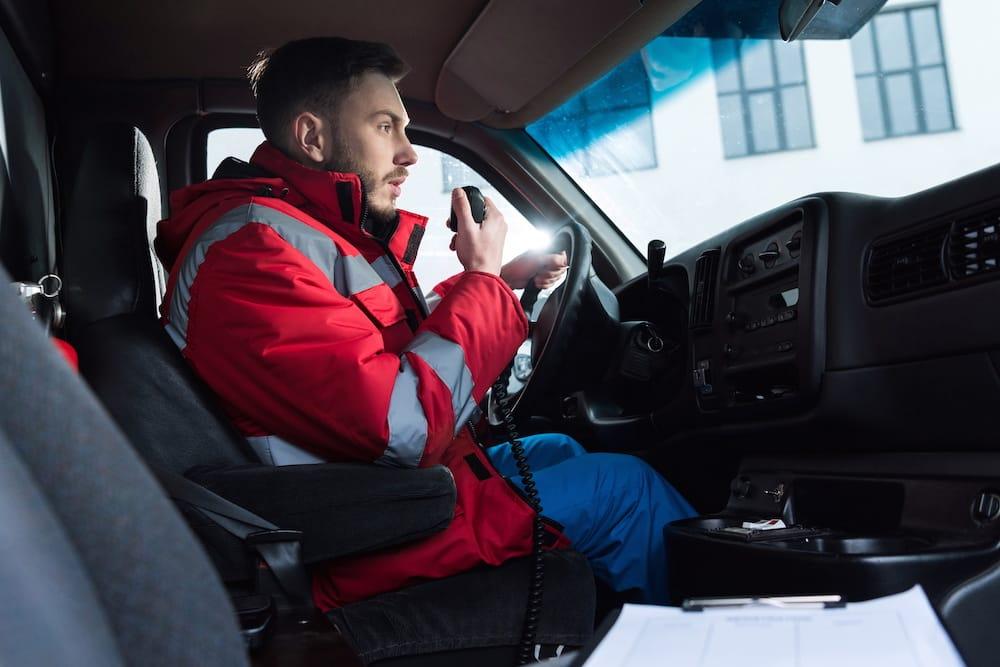 Dating An EMS First Responder