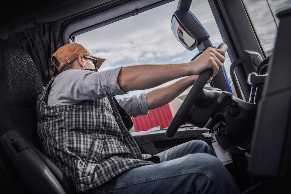 Dating a long haul trucker